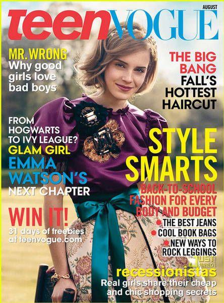 Emma Watson jest na fali