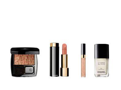 Wenecki makijaż od Chanel