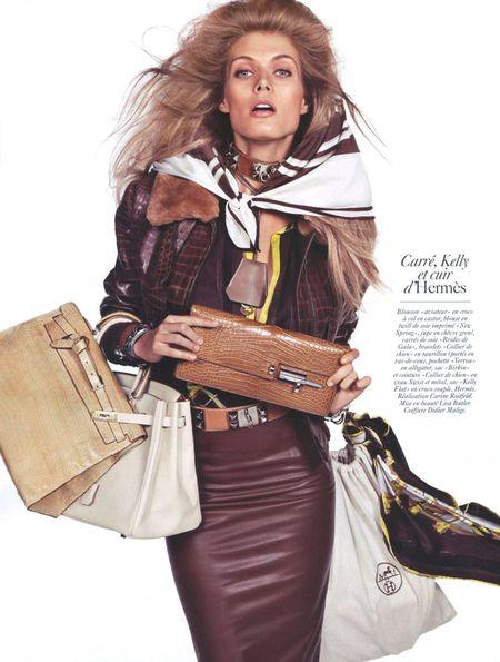Wielka parada jesiennej mody w Vogue'u