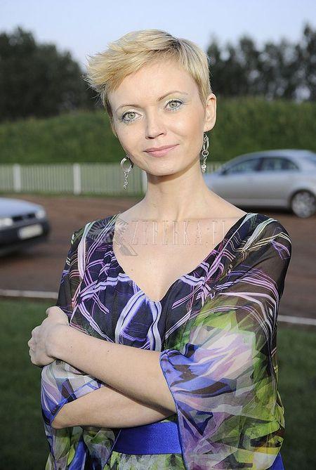 Zadziorna fryzura Olgi Borys
