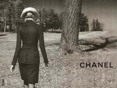 Tajemniczy świat Chanel