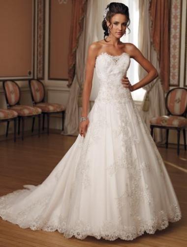 Suknie ślubne Mon Cheri