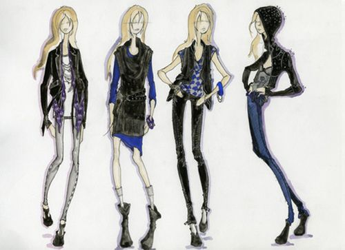Hilary Duff projektuje dla DKNY Jeans