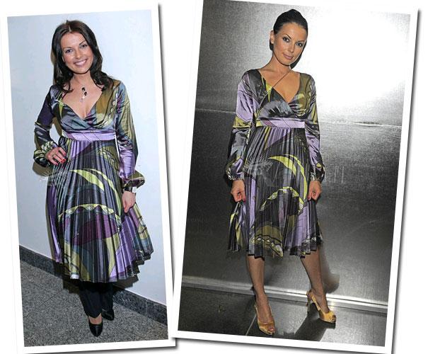 Kasia Glinka - jedna sukienka na dwa sposoby