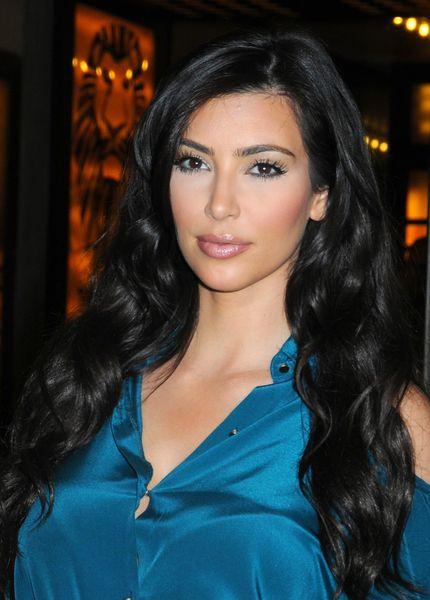 Kim Kardashian w alladynkach