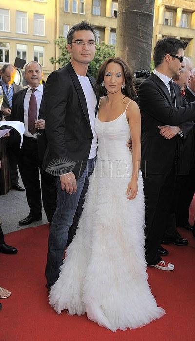 Suknia ślubna Kasi Cichopek