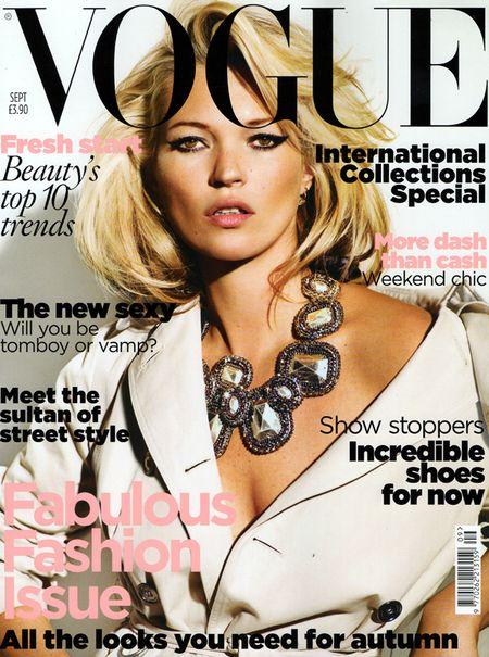 Kate Moss po raz 29