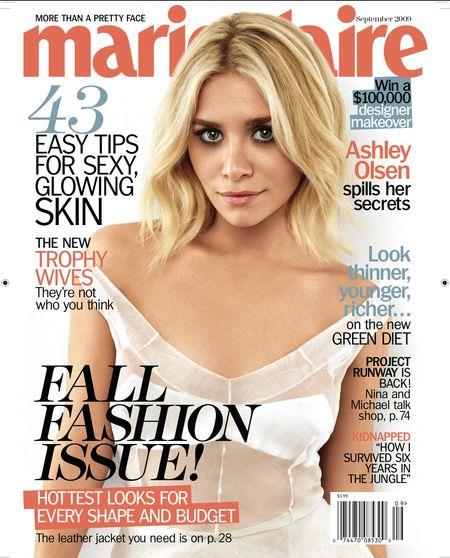 Ashley Olsen dziewczęca lub seksowna