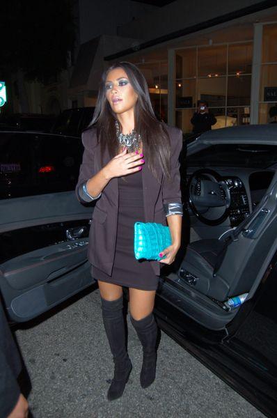 Mała wpadka Kim Kardashian