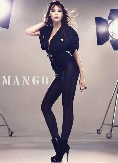 Daisy Lowe dla Mango