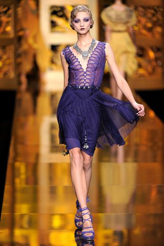 Vanessa Hudgens w Diorze