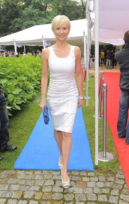 Ewa Gawryluk: biała elegancja
