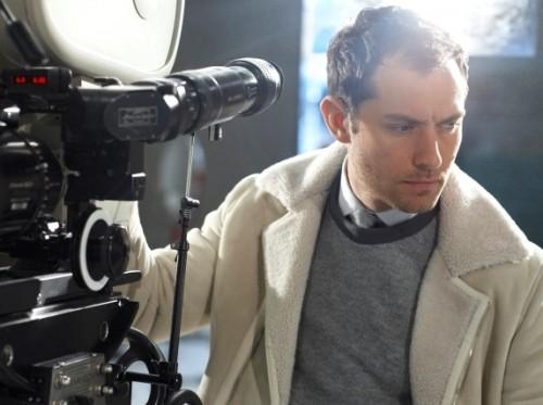Jude Law w roli reżysera