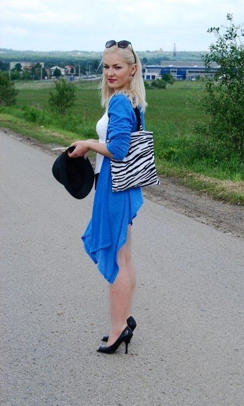 Konkursowa stylizacja - Anna
