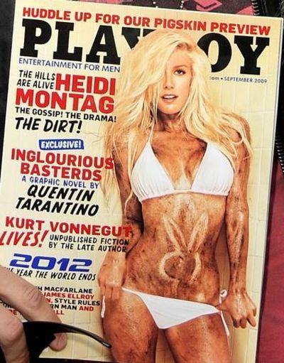 Jak ćwiczy i co je Heidi Montag?