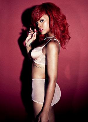 Rihanna w GQ