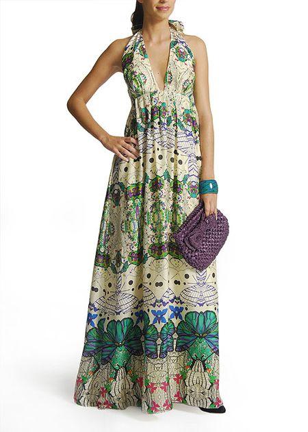 Marysia Foryś w sukience Mango