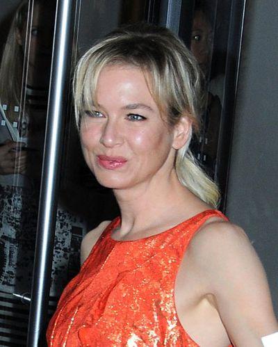 Pomarańczowa Renee Zellweger