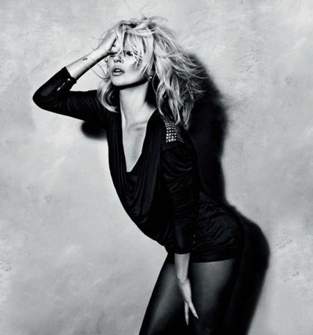 Co Kate Moss stworzyła na jesień dla Topshopu