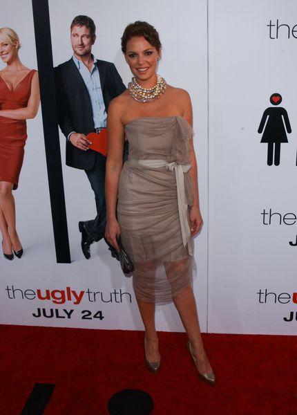 Kathertine Heighl jest szatynką!
