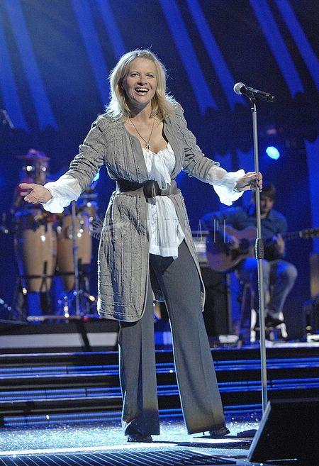 Urszula i jej biała bluzka w dwóch wydaniach