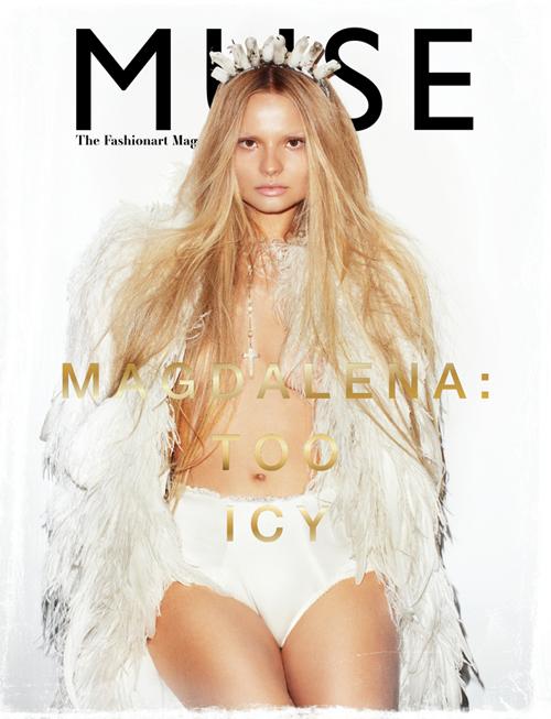 Okładki Muse Magazine