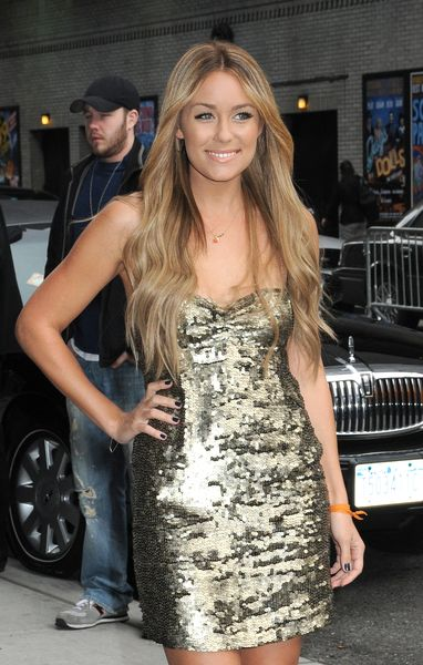 Lauren Conrad w sukience od Kate Moss