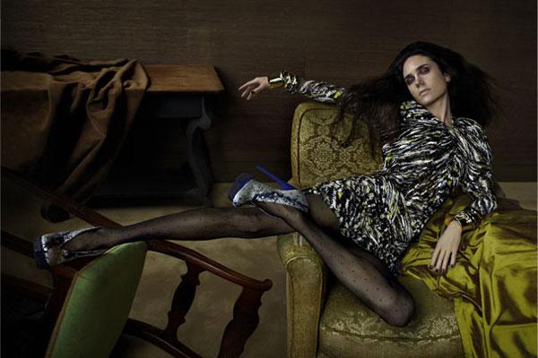 Jennifer Connelly w stylu Balenciagi