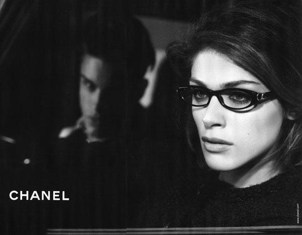 Kampania Chanel Eyewear