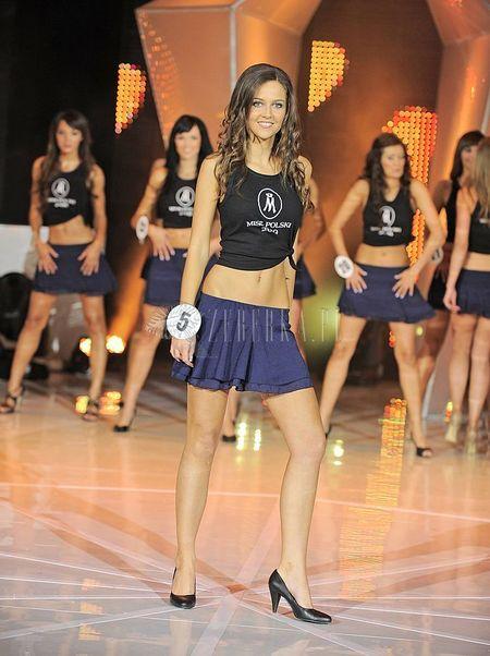 Anna Jamróz została Miss Polski 2009