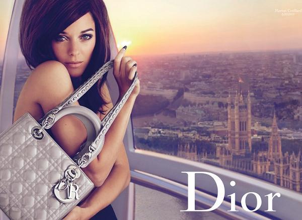Marion Cotillard w kampanii Lady Dior