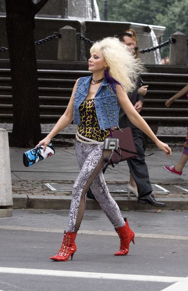 Sarah Jessica Parker jak wczesna Madonna