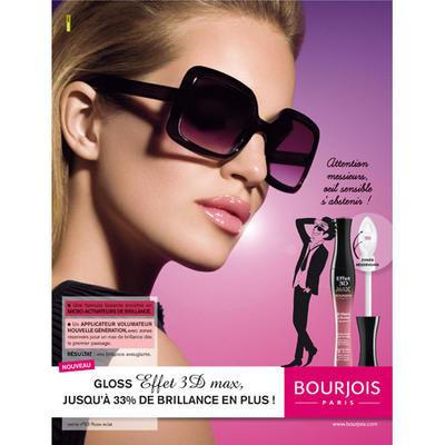 Nasz recenzja: Bourjois Effet 3D Max Gloss