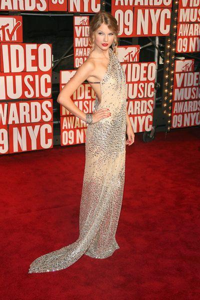 Taylor Swift błyszczała na MTV MVA 2009