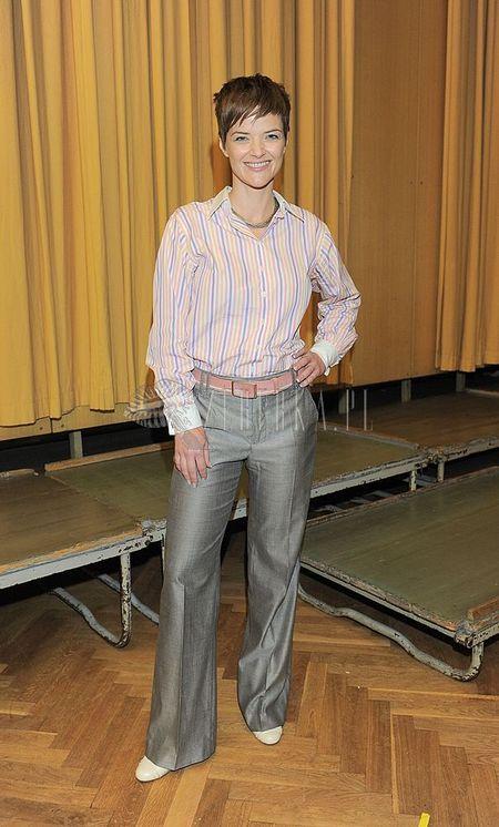 Monika Richardson uległa modzie na krótkie włosy