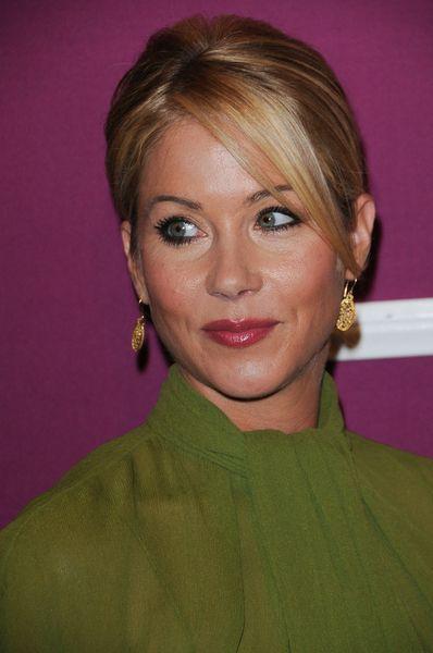 Zieloniutka Christina Applegate