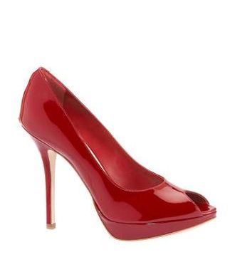 Czerwone pantofelki