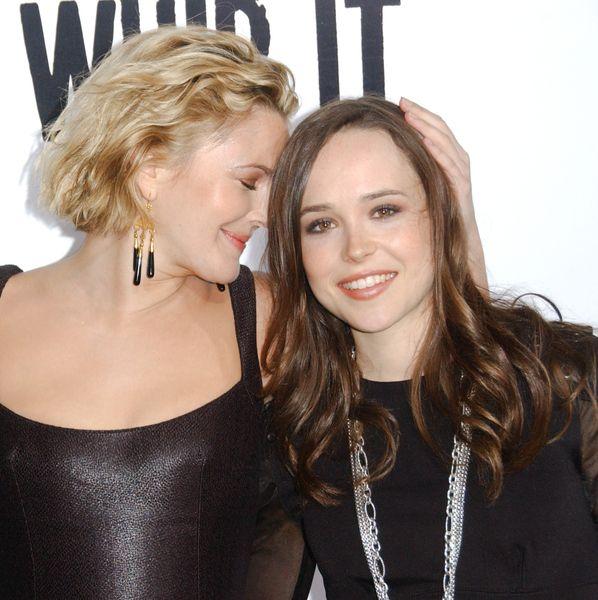 Ellen Page wśród dżetów i ćwieków