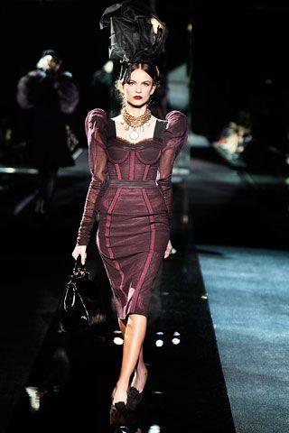 Eve w Dolce&Gabbana
