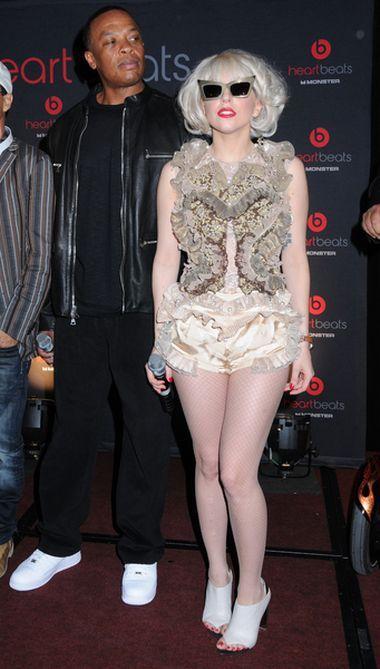 Falbaniasta Lady GaGa