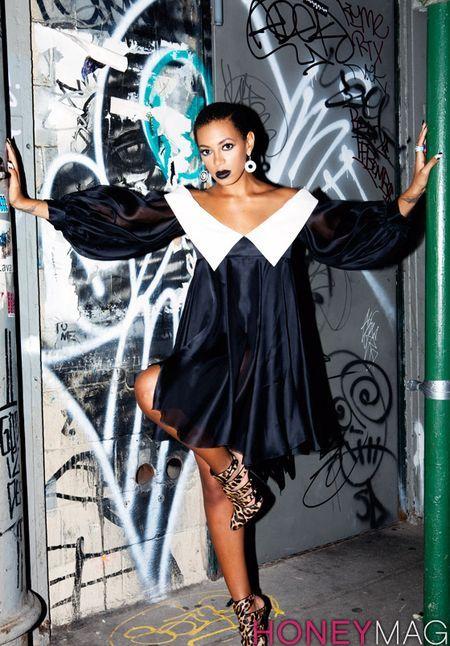 Solange Knowles w rytmie miasta