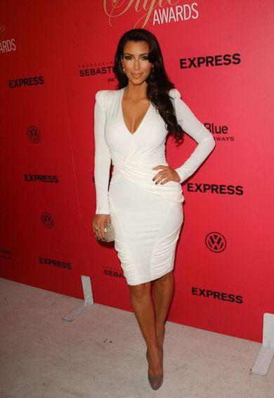 Kim Kardashian lepiej niż modelka