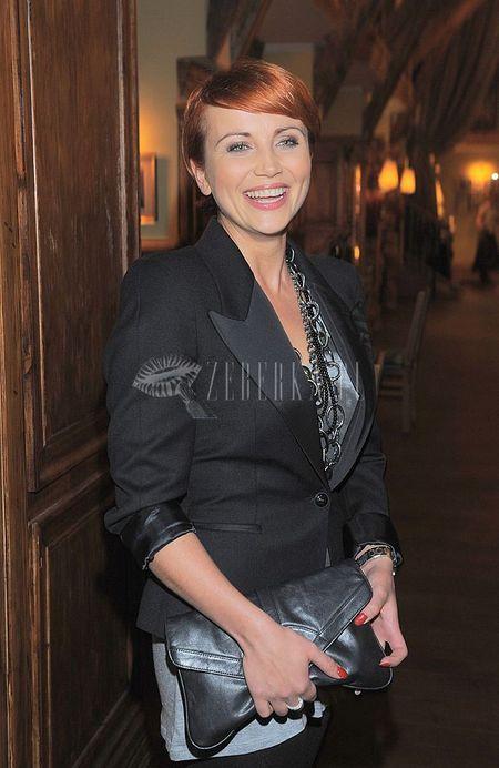 Kasia Zielińska w legginsach