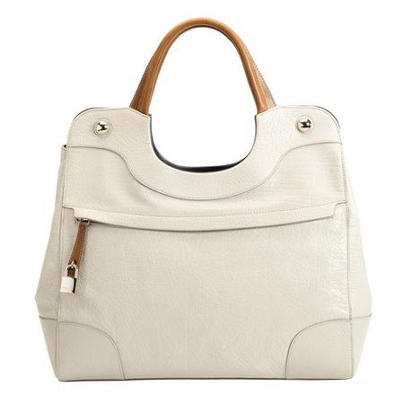 Румки Furla.  Элегантная классика, белая сумка и сумка адидас.