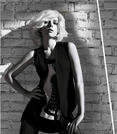 Scarlett Johansson w nowej odsłonie