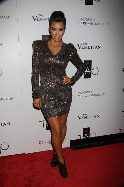 W czym świętowała urodziny Kim Kardashian?