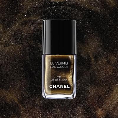 Lakiery od Chanel