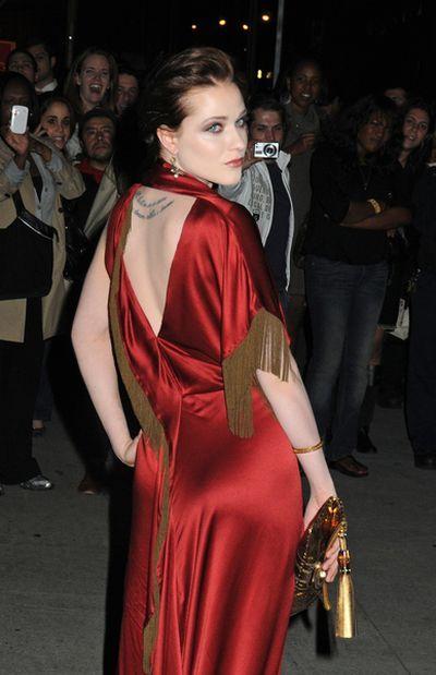 Elegancja w stylu Evan Rachel Wood
