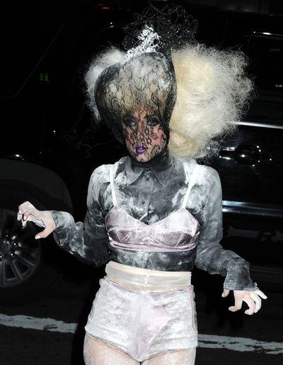 Lady GaGa w kreacji od Marca Jacobsa