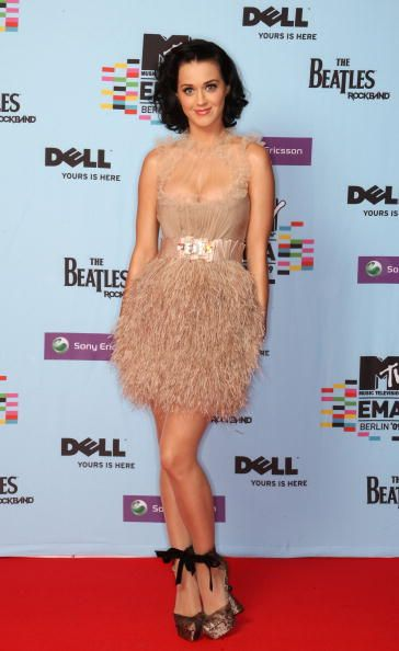 Katy Perry w wersji cielistej